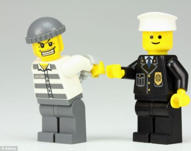 """Police in San Diego have foiled a $100,000 crime ring – that specialised in Lego theft. Five men are believed to have been part of the scheme, which involved walking into a Toys R Us, loading up shopping carts with Lego items, and then leaving the stores. The gang's ploy was foiled after they were caught on a surveillance camera making off with their toys. In addition to the Lego products, police said the organised crime ring had also been stealing Disney Frozen items. Local ABC station 10News reported that three suspects – Liliana Marquez, 29, Juan Camacho, 26, and Elizabeth Bojorquez, 21, had been arrested, while a fourth was already in custody. The fifth member was on the run, police said. It is unclear what the gang planned to do with their Lego stash, although there have been a spate of other Lego thefts in the past couple of years, where the masterminds sold the sets online. In August 2014, Phoenix police arrested four people on suspicion of stealing Lego sets – again from Toys R Us. Officers recovered $200,000 worth of Lego products from one of the suspect's houses, AZ Central reported at the time. The gang had been fencing the sets to an Arizona man who then sold them on the internet. In the same month a woman was charged with stealing $60,000 worth of Lego sets and attempting to sell them on eBay. The Lego-thieving ruse is not restricted to the US. In June 2014, toy stores in the Australian states of Victoria and New South Wales were targeted by """"professional thieves"""", according to The Age. Some $30,000 (AUD) of Legos were stolen over a period of several months. A Lego model of the Sydney Opera House retails at $319.99 on Lego's website. A Star Wars-inspired Death Star costs $399.99."""