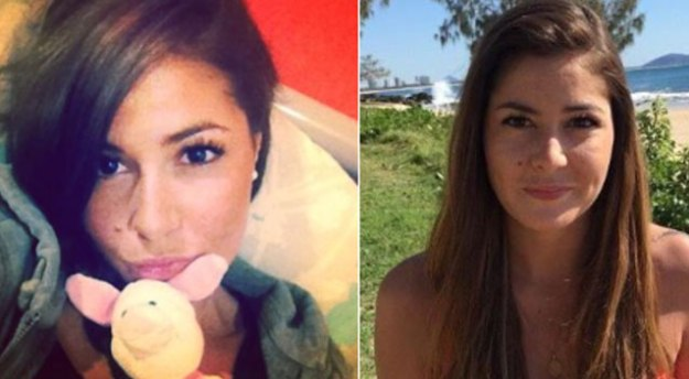 Remember the 26-year-old French woman who was looking for her baby daddy in Australia? Well it turns out it was a hoax and some British guy was just trying to get publicity for his company. 'Natalie Amyot' wasn't really impregnated by a man in Mooloolaba, Queensland, Australia, despite claiming this in a YouTube video yesterday. 'I found him', she said in her latest clip released today. That was before Andy Sellar, who owns Sunny Coast Social Media, stepped out to reveal he was just the orchestrator. 'This has been a viral video for Holiday Mooloolaba,' he said. 'We do viral videos for businesses. Now I know there is going to be a lot of you that are upset by this… maybe not too happy.' He confirmed Ms Amyot's real name was Alizee Michel, she was a marketing and tourism student and apparently had a boyfriend. Although we don't know what to believe at this point. @alizeee_m