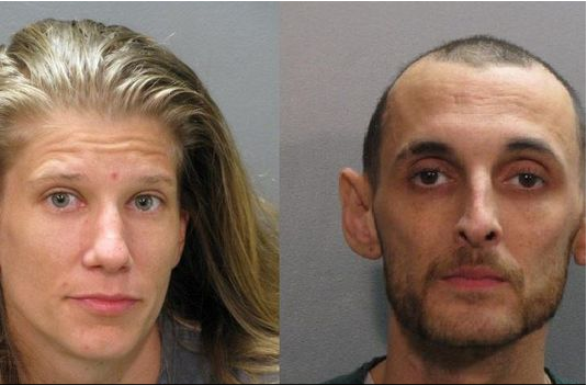 "JACKSONVILLE, Fla. — Two people were arrested Thursday after a 6 1/2 hour SWAT standoff on the city's Westside, authorities said. Ryan Patrick Bautista, 34, and Leanne Hunn, 30, face charges of false imprisonment and resisting law enforcement without violence. According to the Jacksonville Sheriff's Office, SWAT negotiators resolved the situation peacefully about 4 a.m. after police first received a call about a man who was wanted on several warrants, including armed burglary, at a mobile home in the 9700 block of Noroad about 9:30 p.m. Wednesday. Police say when they arrived to the home and knocked on the front door, the porch light was immediately turned off. Officers continued to try to make contact with the people inside. About 45 minutes later, a woman came out the door and moments later, another women came outside. Police say both were taken into custody. According to the incident report, one of the women told police she went to the home to celebrate a birthday. The report says she told police they were watching TV when police arrived and Bautista grabbed her by the arm and dragged her to the back bedroom. Bautista and Hunn told her she would not be allowed to go outside because they were scared he would be arrested for a warrant, police said. Police say the woman then started to scream but Bautista covered her mouth with his hand and held her down. Seconds later, he let her off the ground but would not let her leave until she began to cry, the report said. The other woman told police she was also allowed to leave after the first woman walked outside. The second woman said they were celebrating her birthday at the trailer. Bautista and Hunn continued to refuse to exit the trailer, police said. Police spoke with Hunn over the phone and she said ""she would come out but wanted to have sex with Bautista one last time"" and then hung up, according to the report. But police say she did not come out. That's when SWAT was called out. The SWAT team eventually forced entry into the trailer and took Bautista and Hunn into custody. Bautista and Hunn were arrested and taken to jail."