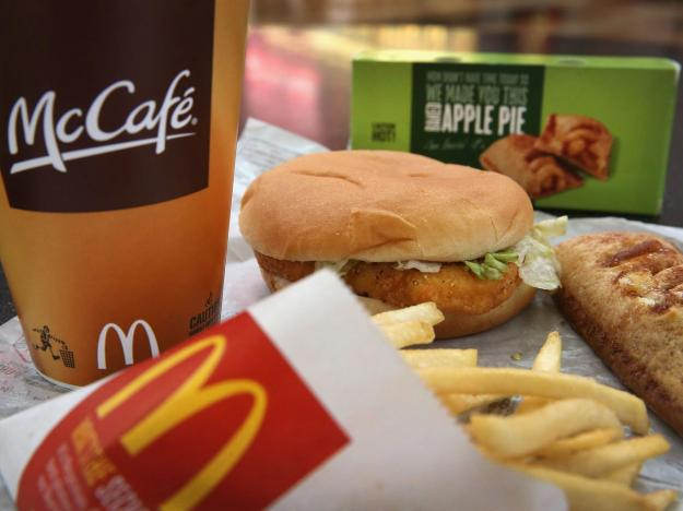 "A woman was left ""mortified"" in McDonalds after she bought a man eating tomato ketchup a meal because she believed he was homeless - only to discover he was an ordinary customer waiting for his meal.  Claire Varin, 33, was buying breakfast in McDonalds in Halifax town centre when she saw an unshaven man with a rucksack sat at a table eating ketchup from the sauce dispenser.  Fearing he was homeless and hungry, she decided to buy him a meal. As she placed it in front of him, a member of staff brought over another meal and apologised to the man for the wait. She said: ""To be honest, my imagination ran away with me. 'Had this poor man been out on the streets all night? Was this the only food he would eat all day?' ""Maybe he had no money and was starving. I thought only desperation could lead someone to eat ketchup. ""I felt really sorry for him. It was a very cold morning and I thought how can I sit here with this meal and leave him sat there with just ketchup? ""He must have been sat there for a good 10 minutes so I assumed he hadn't ordered and had just come in from the cold."" She said she felt fantastic that in some way she had helped the man, but left the restaurant as quickly as she could when she discovered he was an ordinary customer. She added: ""I really enjoy a McDonald's breakfast now and again, but I think I'll have to give that store a miss in the mornings in case I see that man again."""