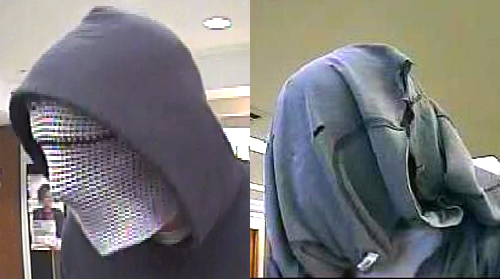 "FBI- 02/23/16 The masked criminal known as the Cyborg Bandit and, later, the Elephant Man Bandit was robbing Seattle-area banks at an average of more than two per month for an entire year before he was caught—in the act of robbing a bank he had already robbed. For investigators who routinely work bank robberies, the story of 46-year-old Anthony Hathaway, sentenced last month to nearly nine years in prison, is surprising in some ways but all too familiar in others. ""In this particular case and in general, bank robbery is a crime of last resort,"" said Len Carver, a detective with the Seattle Police Department and member of the FBI's Seattle Safe Streets Task Force. ""Occasionally you get a thrill seeker or a truly violent individual, but most people who rob banks are supporting an addiction of some kind—drugs or gambling—and they are desperate."" Hathaway's addiction was to prescription painkillers and then to heroin. According to court records, he suffered an injury and became addicted to the opiate Oxycontin. After losing his job, he turned to crime to feed his addiction, and between February 2013 and February 2014, Hathaway admitted to 30 bank robberies. He sometimes hit the same bank multiple times. ""Seattle has had many serial bandits over the years,"" Carver said, ""but Hathaway was prolific. He might top the list for sheer number of robberies in a one-year period."" During the holdups, which usually occurred late in the afternoon, Hathaway wore a mask and gloves. In the early crimes, he wore textured metallic fabric over his face and was nicknamed the Cyborg Bandit because the disguise was similar to that of cyborgs in science fiction productions. After that disguise began receiving too much media attention, he covered his head with a shirt and cut out two eye holes. That earned him the nickname the Elephant Man Bandit because of the similarity to a movie character of the same name."