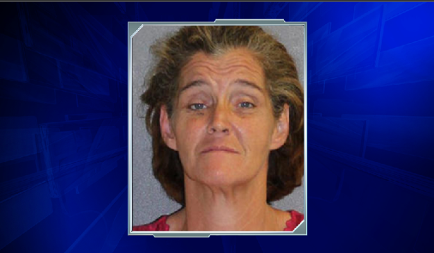 DeLAND, Fla. (AP) — A Florida homeless woman is in Volusia County jail after setting her boyfriend on fire. The Volusia County Sheriff's office says that 41-year-old Annie Harper doused her boyfriend's shorts with lighter fluid and then set him on fire. The victim told deputies that they got in an argument and she was mad at him for not providing her with drugs. The incident occurred at a homeless camp in the woods outside of DeLand. Harper is charged with aggravated battery. A second misdemeanor battery charge was added after a witness reported seeing Harper kick the victim, a 34-year old male, as he was lying on the ground naked. The victim was treated at a Daytona Beach hospital before being transferred to a burn unit in Orlando.