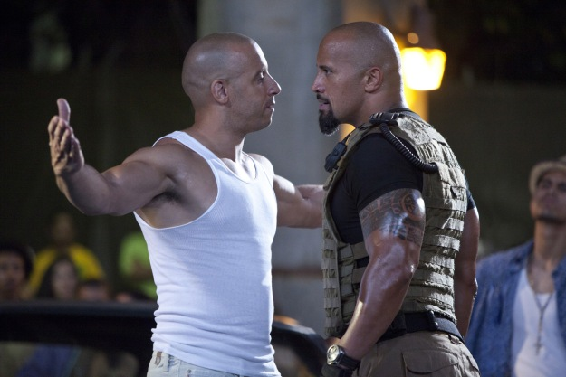 "TMZ- The crew has chosen sides in the ""Fast 8"" feud between The Rock and Vin Diesel ... and Rock wins, hands down. Production sources tell TMZ, The Rock has been upset with Vin's work ethic for a long time, and he's not alone. Members of the crew tell us Vin was often 30 minutes to an hour late to shoot scenes ... and it wasn't because he was late to the set -- he was simply in his trailer and wouldn't come out. We're told Vin didn't like Monday 7 AM calls so production was forced to make the start time 10 AM to accommodate him. And the crew felt Vin's arrogance was out of control, especially because he had a producer title. We're told he wouldn't listen to anyone and would goad people, including The Rock, by criticizing their acting. The crew has a vastly different view of The Rock. They say he's the ultimate professional who is always on time and always nails his scenes. They also say he's easy to work with. As we reported, Vin and Rock have been clashing for a long time and it came to a head Monday when Rock exploded on social media, calling out a male co-star (it's Vin) for being unprofessional. And as we told you, Vin confronted Rock Tuesday in Rock's trailer, but their issues remain unresolved."