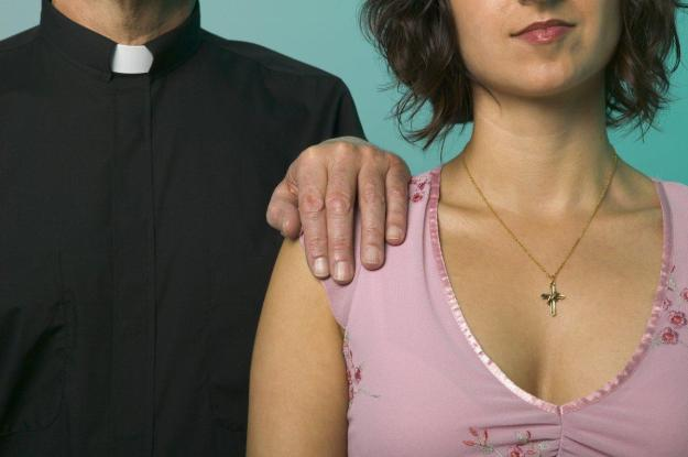 "An Italian Catholic priest is under investigation for allegedly organizing orgies in his church's rectory and acting as a pimp for up to 15 women. Authorities are investigating Father Andrea Contin, a 48-year-old parish priest at the Church of San Lazzaro in Padua, for living off immoral earnings and psychological violence following complaints from three female parishioners, The Times reported. A variety of sex toys, pornography obscured with covers featuring the names of past popes, and videos reportedly showing orgies taking place on the church premises have been seized by police, according to local media reports. The 48-year-old priest also allegedly pimped out up to 15 women on wife-swapping websites and enjoyed expensive holidays with his lovers in exotic locations including Croatia, France and Austria. Among his trips abroad was a stop at a naturist and swingers resort in Cap d'Adge, located on the Southern coast of France, according to International Business Times. A bishop first received complaints about Contin earlier this summer, but church authorities didn't contact the police so they could first complete their own investigation, the Times reported. Contin was, however, asked to leave the parish pending a thorough investigation, though ""that does not amount to a conviction,"" according to a statement from the Diocese of Padua. One 49-year-old church volunteer during an anonymous interview with local media claimed she had an affair with the priest and confirmed that they had sex in the rectory. ""There were a lot of women hovering around him,"" she said. ""I didn't understand that at first, only later."" Contin has not been arrested, but a prosecutor is reportedly looking into the allegations."